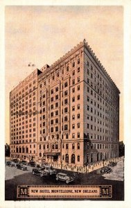 Louisiana New Orleans New Hotel Monteleone 1935