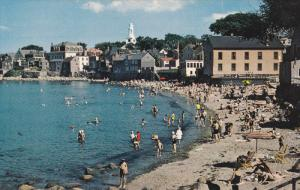 Beach Shore, ROCKPORT, Massachusetts, 40-60's