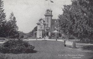 OSHAWA , Ontario , Canada , 1900-10s ; View in Prospect Park