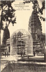 CPA MARSEILLE EXPO Coloniale 1922 - La Voliere du Palais de l'Indo - (174428)