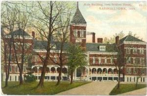 Main Building, Iowa Soldiers Home, Marshalltown, Iowa, 00-10s