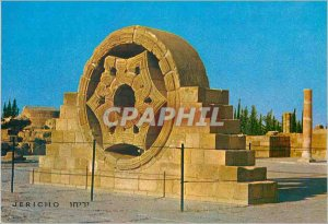 Postcard Modern Jericho Hisham Palace Near Jericho