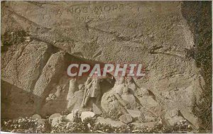 Old Postcard To our Dead Army 1914 1918