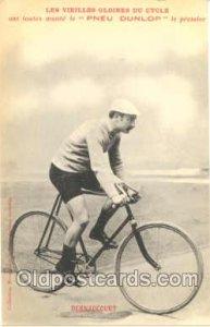 Pneu Dunlop, Cycling, Bicycle Bike Dernaucourt Unused