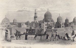 CAIRO , Egypt , 1901-07 ; Tombs of the Kalfs