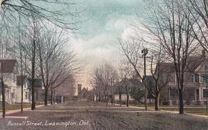 LEAMINGTON , Ontario , Canada , 00-10s ; Russell Street