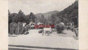 Park Tourist Court, Gatlinburg TN, J. Claude & Fred Conner, Service Station