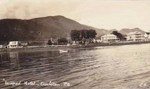 RP: Wilfred Hall Carleton , Quebec , Canada , 1910s