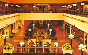 Warwick Rhode Island Midland Mall Interior Vintage Postcard K85683