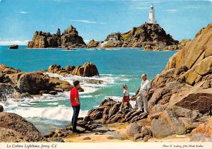 C.I. Jersey La Corbiere Lighthouse, magnificent scenery