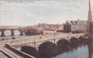 AYSHIRE, Scotland, 1900-1910's; TWA Brigs O'Ayr