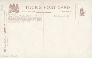 AS: TUCK 7939; WINDSOR, England, 1900-10s; Curfew Tower & Castle