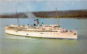 S.S. Evangeline   Eastern Steamship Corp.