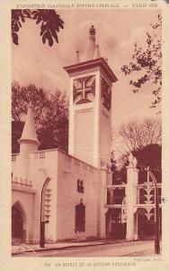 Un aspect de la section Portugaise, Exposition Coloniale Internationale - Par...