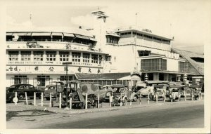 indonesia, JAVA JAKARTA, Orion Theatre Theater (1950s) RPPC Postcard (2)