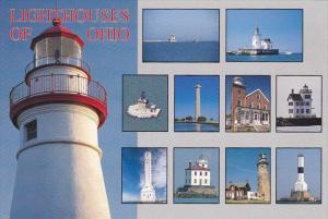 Multi View Lighthouses Of Ohio