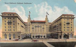 US California, Oakland, Hotel Oakland, Auto, Cars