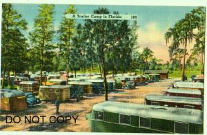 Trailer Camp in Florida
