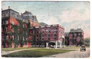 Main Building, Vassar College, Poughkeepsie NY