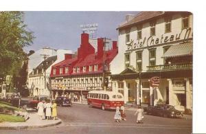 Postal 030566 : Place dArmes Rue Ste-Anne Quebec Canada