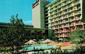 Georgia Atlanta The Marriott Motor Hotel