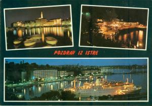 Croatia, Pozdrav Iz Istre used Postcard
