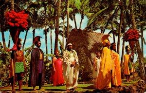 Hawaii Honolulu Aloha Week Hawaiian Pageantry