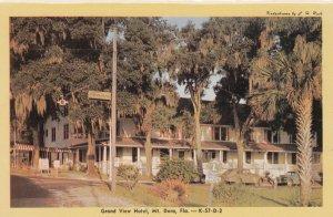 MT. DORA , Florida , 1950-60s ; Grand View Hotel