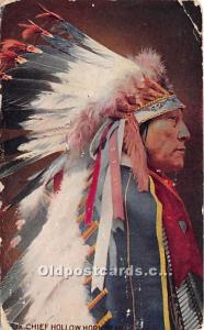 Chief Hollow Horn 1907