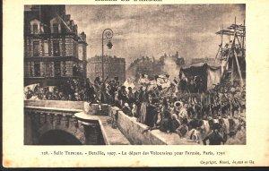 Museum Postcard - Musee De L'Armee - Salle Turenne - Detaille, 1907 - Ref 2325