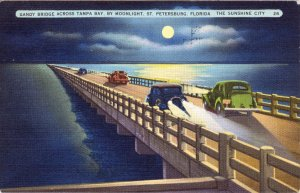 [ Linen ] US Florida St. Petersburg - Gandy Bridge