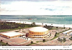 Mississippi Biloxi Mississippi Coast Coliseum and Convention Center