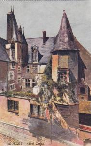 BOURGES , France , 00-10s ; Hotel Cujas, TUCK