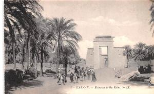 Karnak France Eutrance to the Ruins Karnak Eutrance to the Ruins