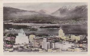RP: Vancouver , B.C. , Canada 20-30s Panorama