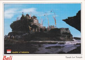 Tanah Lot Temple, BALI, Indonesia, 50-70's