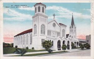 Florida West Palm Beach Saint Anns Church