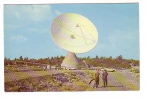 Big Dish, Experimental Satellite Communication, Earth Station, Mill Village, ...