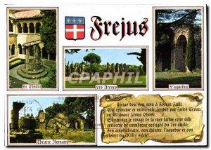 Modern Postcard The Cloisters Frejus Les Arenes Aqueduct Theater Romain