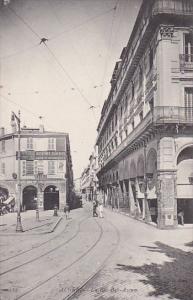 Algeria Alger La Rue Bab-Azoum