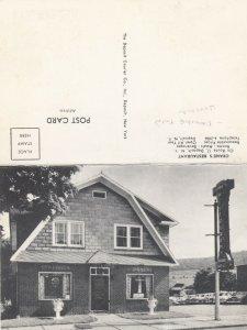 DEPOSIT , New York, 1930s ; Crane's Restaurant ; Bi-fold