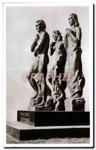 Old Postcard Frankfurt Beethoven Denkmal