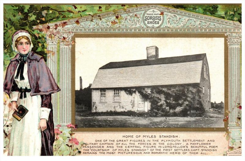 17243   SOROSIS Shoes  Home  of Myles Standish