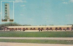 RT 66 ; JOLIET , Illinois , 50-60s ; Motel Rossi