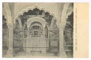 The Throne of Dewan Am in Fort Delhi, India, 00-10s