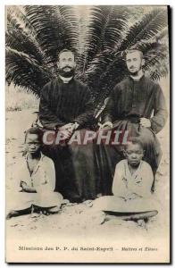 Postcard Old Missions PYP Holy Spirit and Masters students