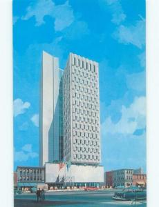 Pre-1980 BANK BUILDING Charlotte North Carolina NC E4864