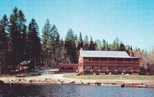 Victoria Lodge & Lake, GRACEFIELD, Quebec, Canada, 40-60s