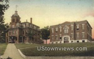 Grammar and High School Ashland NH 1922