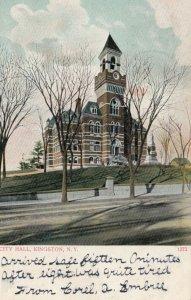KINGSTON , N. Y., 1910 ; City Hall
